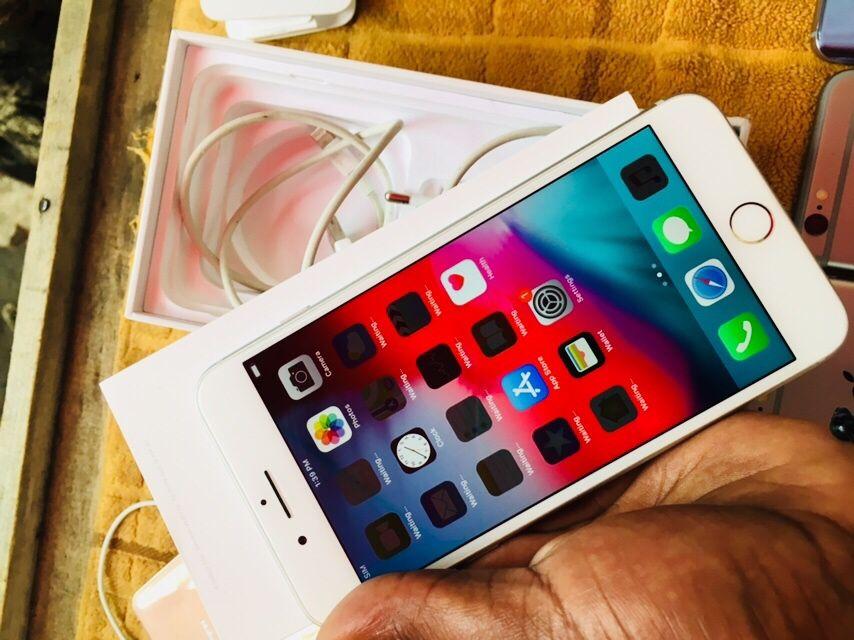 iPhone 8 Plus 256gb com caixa