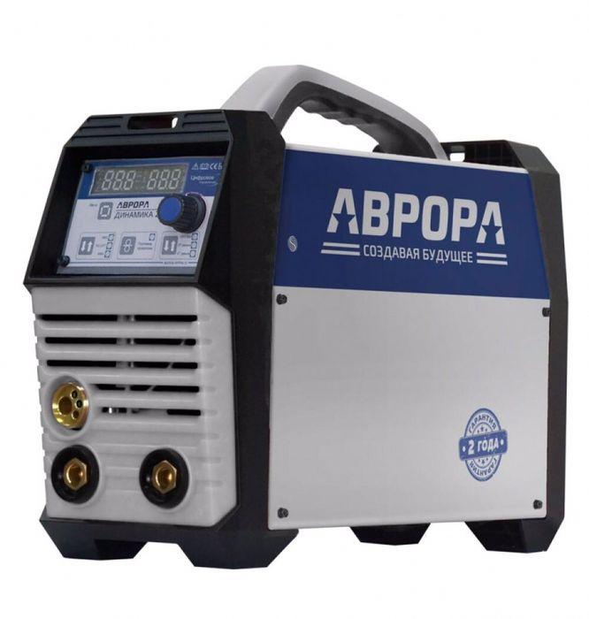 Сварочный Полуавтомат АВРОРА Про Динамика 200!Гарантия 2года!3в1!