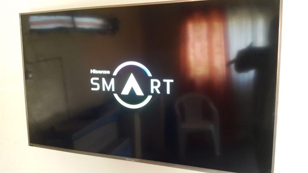 Tv hisense smart 50polegadas