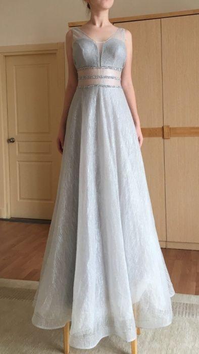 Новое вечернее платье из Турции! Торг!