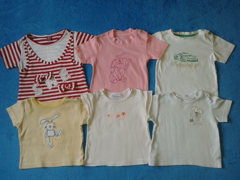 tricouri bumbac 3-18 luni