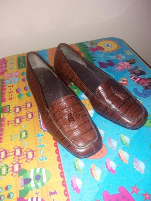 женские туфли натуральная кожа (чехословакия)