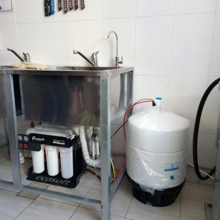 Фильтр для воды в Астане