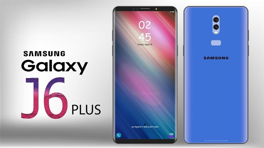 Samsung J6 Plus 2018 selado