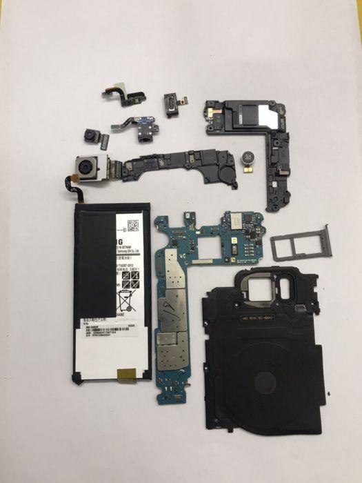 Camera acumulator casca flex Samsung S7 EDGE G935