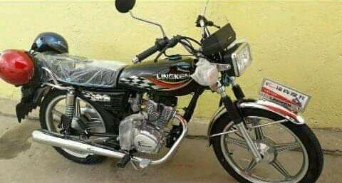 Motorizada Lingken