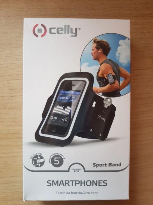 "Armband pentru alergare Celly, telefon 5 "" inchi"
