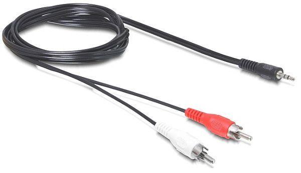 Кабел Стерео жак на 2 чинча 1.5 м. - 1.90 лв. ; 3м - 3.50 лв. Cable 3.