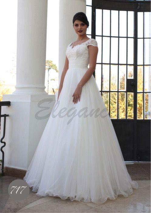 Vând rochie mireasă