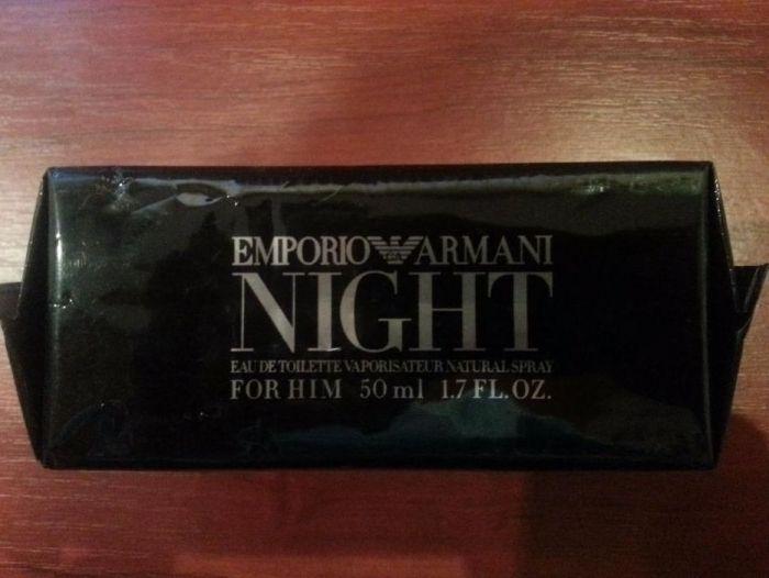 Parfum RARISIM Giorgio Armani Emporio Night Men 50ml EDT, ORIGINAL!