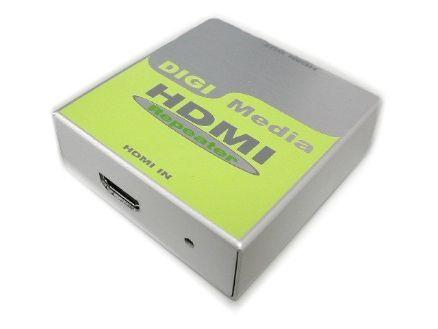 Amplificador Repetidor de señal Digi Media HDMI / HDTV