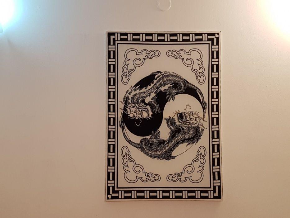 Sasiu canvas, rama tablou