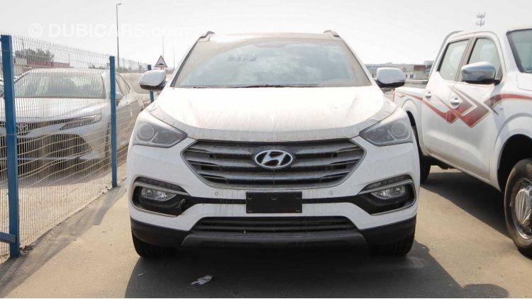 Hyundai Santa Fe avenda