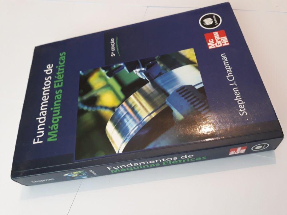 Fundamentos de Máquinas Elétricas - 5ª Ed. Chapman,Stephen J.