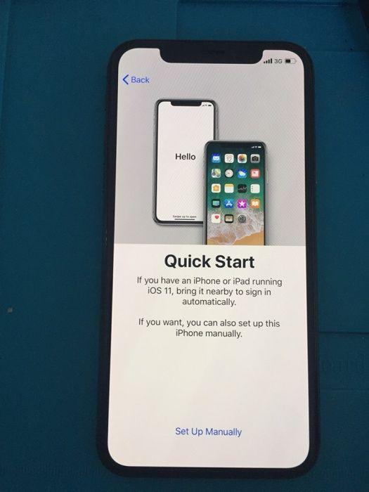 Iphone X ,8,7 plus, doar piese de schimb.