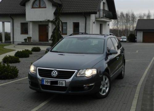 Dezmembrari VW Passat B6 1.9 tdi BXE 2005 2010