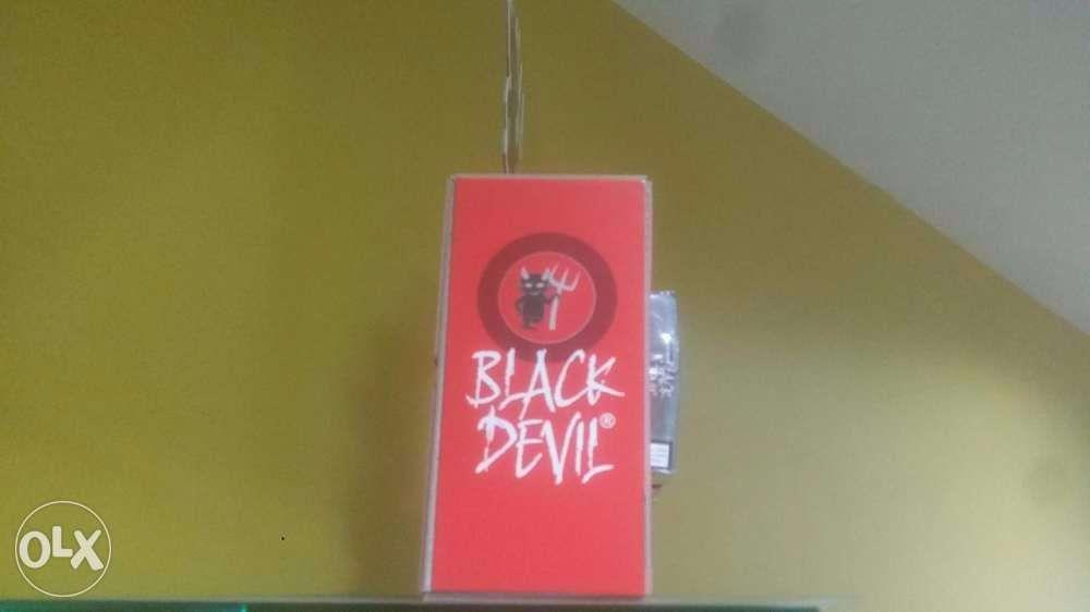 Black Devil todos sabores