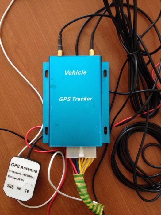 GPS urmărire auto