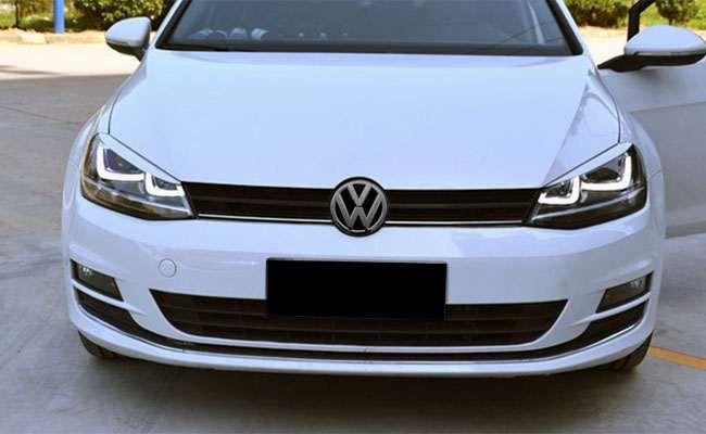 Pleoape pentru faruri – VW Golf 7