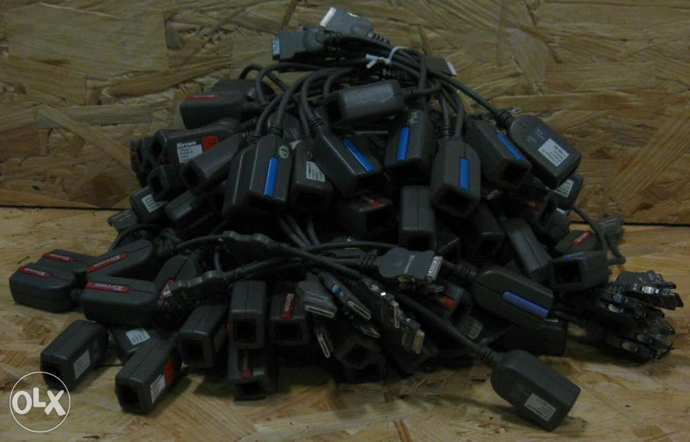 Lot 100x Cablu retea UTP LAN RJ45 PCMCIA
