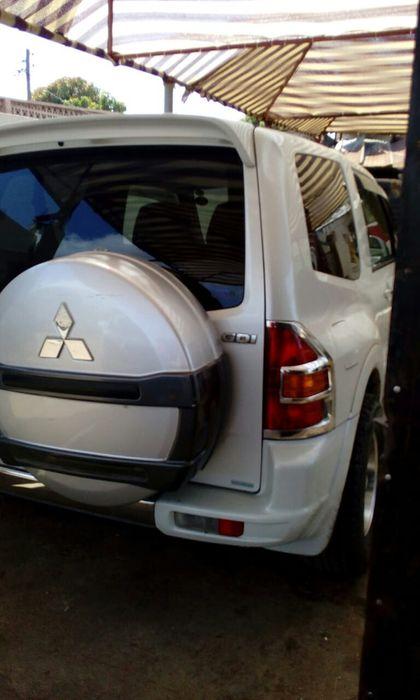 Mitsubishi Pajero Bochecha Gasolina...tomol.3.95