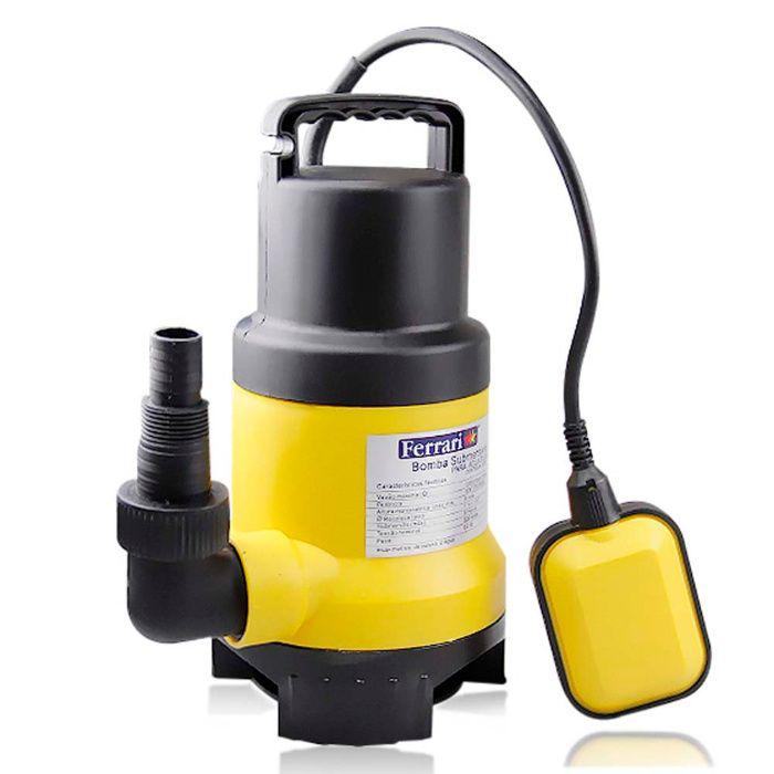 Bomba de agua submersivel - Pagamento a vista