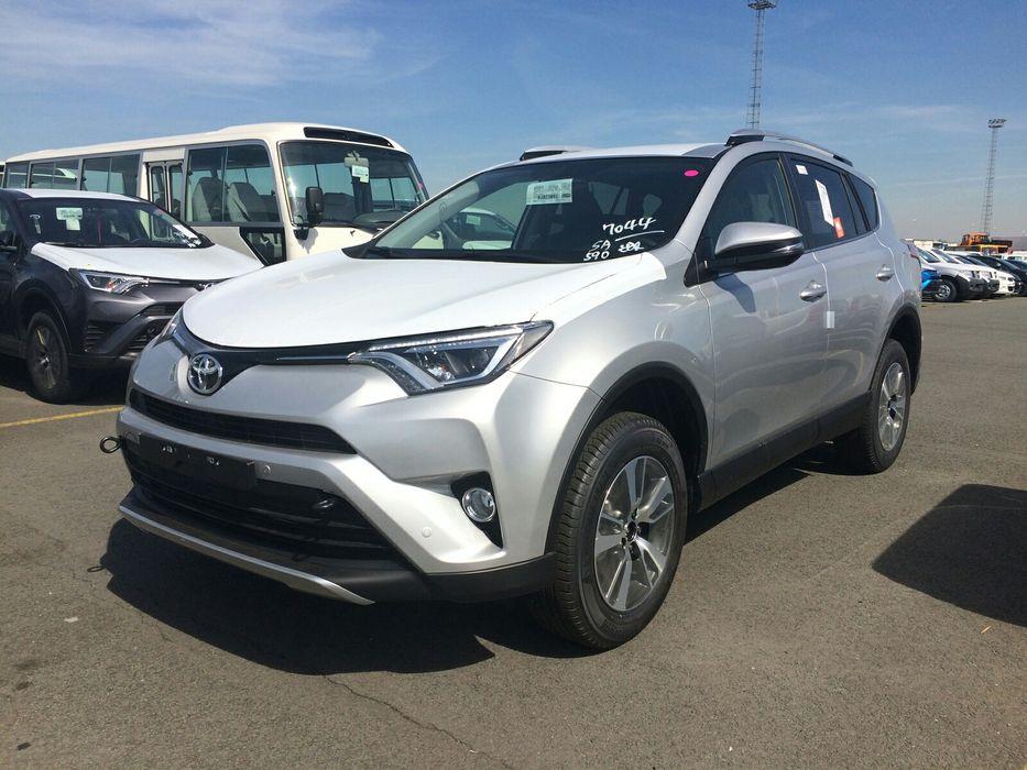 Toyota Rav 4 de ano 2016 novo