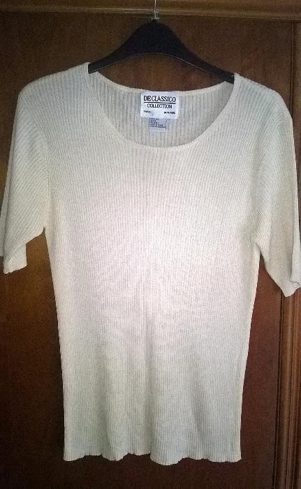 Bluza jerseu 100% matase (SUA)