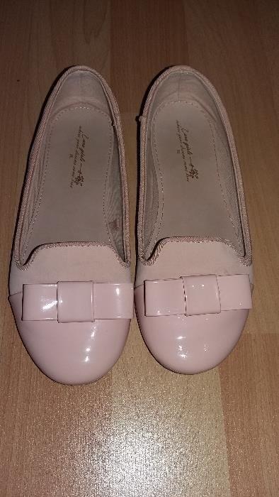 Pantofi piele Zara girls - marimea 30
