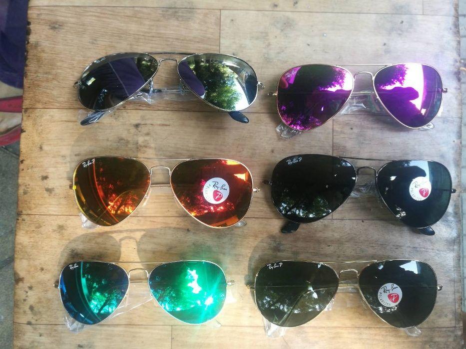 Плати 1 вземи два 2 Оригинални Слънчеви Очила Ray Ban Aviator 3025 302