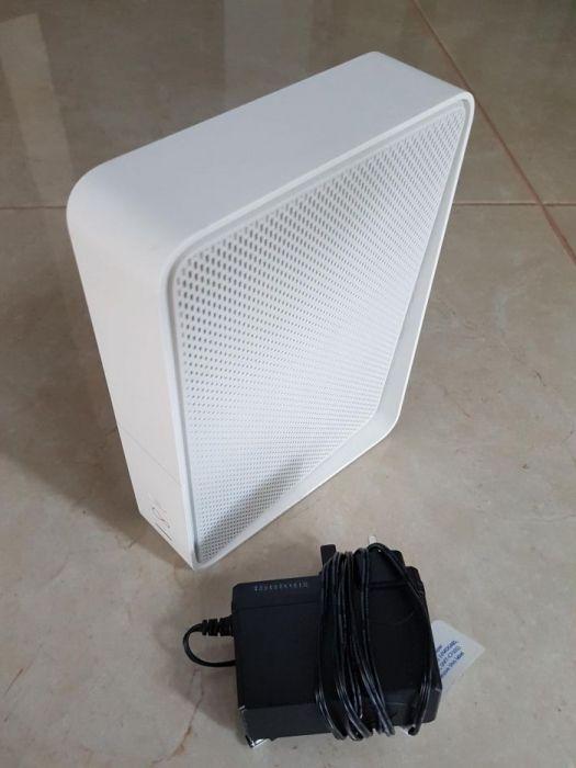 Router wireless WMDG505 virgin media
