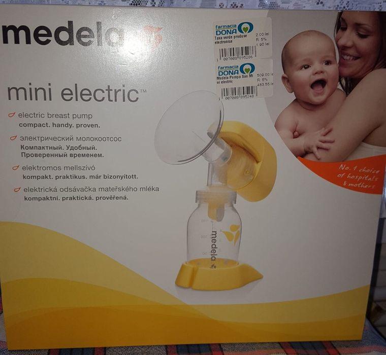 Pompa electrică de muls firma Medela