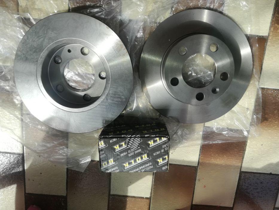 Накладки и спирачни дискове