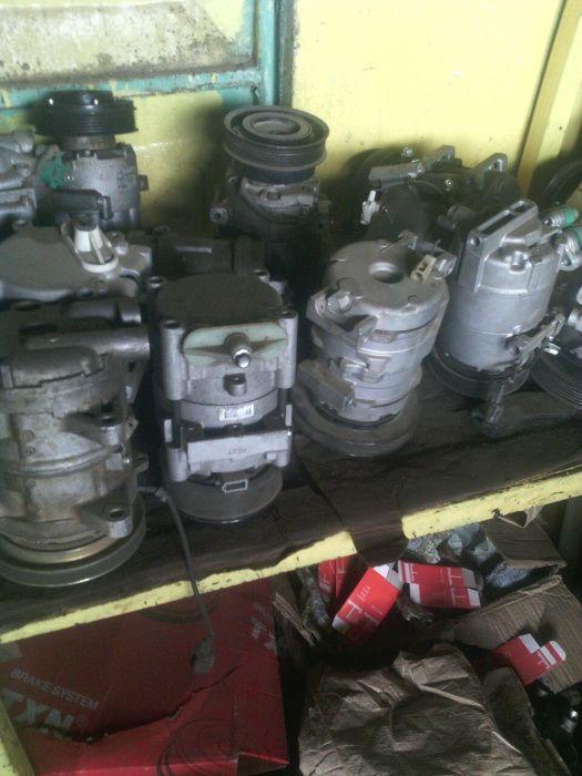 Vendo Compressores novos e usados para diferentes marcas de automoveis