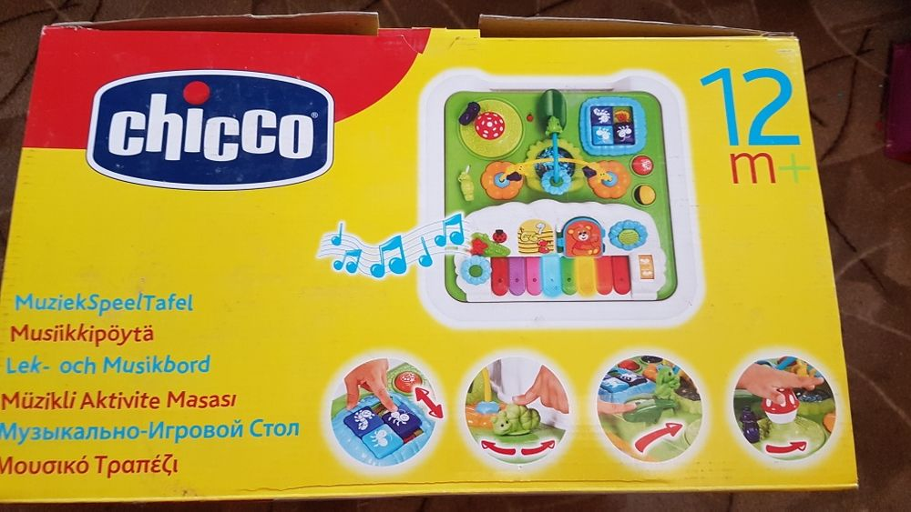 Masa de activități copii Chicco