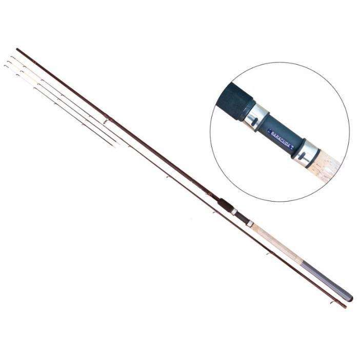 Lanseta fibra de carbon Winkler Picker 3302 -3,3 metri Baracuda Actiun