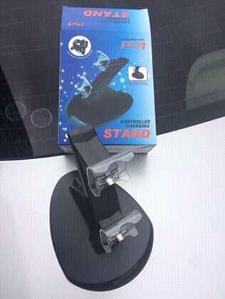 Stand PS4. Carregador duplo Alto-Maé - imagem 1
