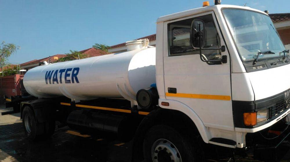 Tata Cisterna 7.000 litros...danl.8.5