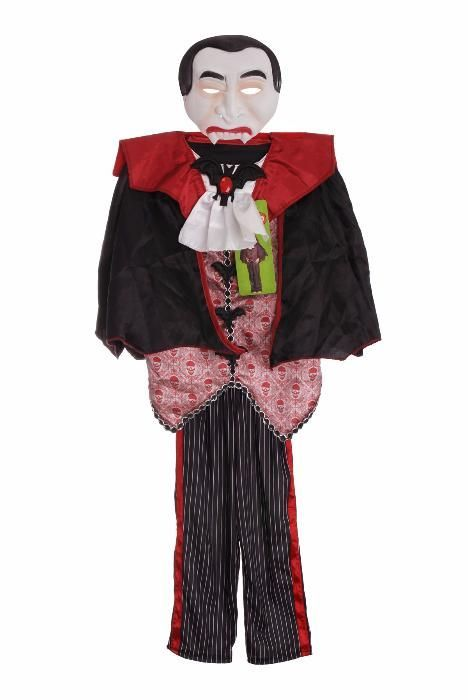 Costum Carnaval Halloween Baieti Vampir