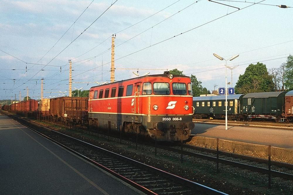 Kleinbahn Obb 2050, Piko compatible / Клайнбан дизелов локомотив Овв