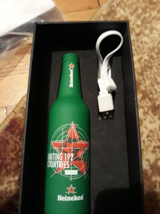 Acumulator extern Heineken- limited edition