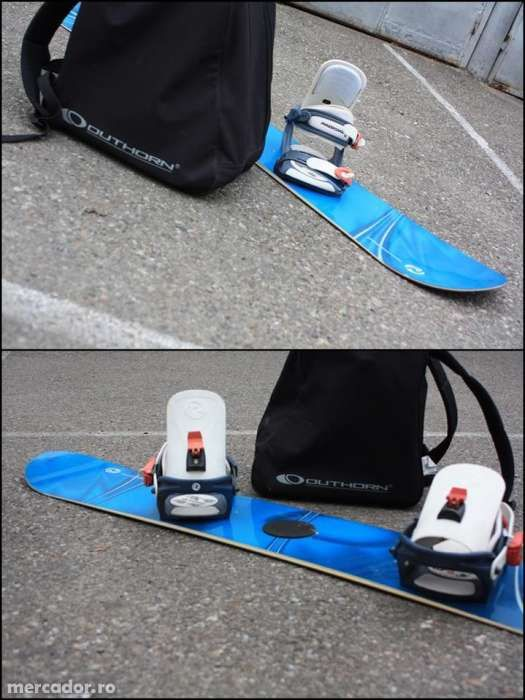 placa snowboard ROSSIGNOL nomad