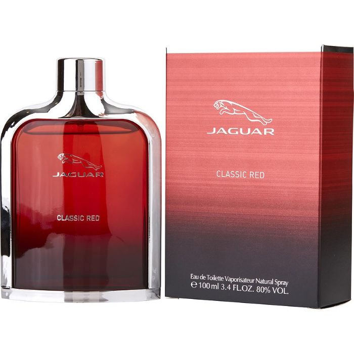 Jaguar Classic Red Eau de Toilette 100ml (Novo)