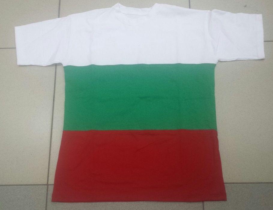3 Март! Унисекс тениски с Българския флаг ; трикольор
