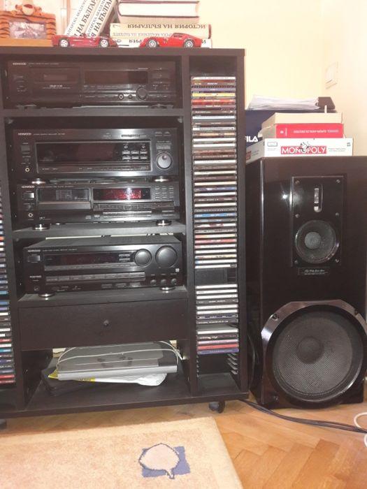 Kenwood - Висок клас ретро Аудио система -БАРТЕР