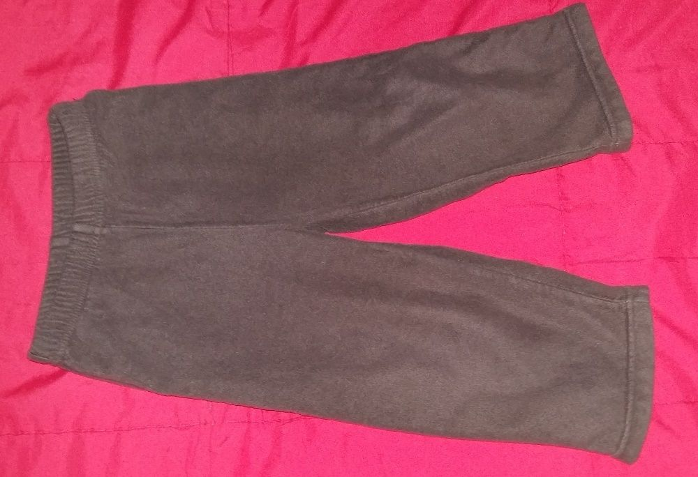 Pantaloni material din polar 2-3 ani