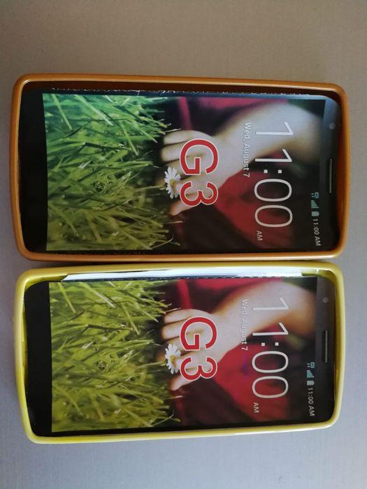 Husa LG G3 D850/855 gel TPU CUBZ