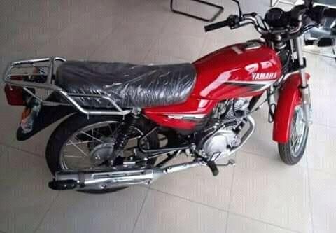 Moto Yamaha Yb a venda