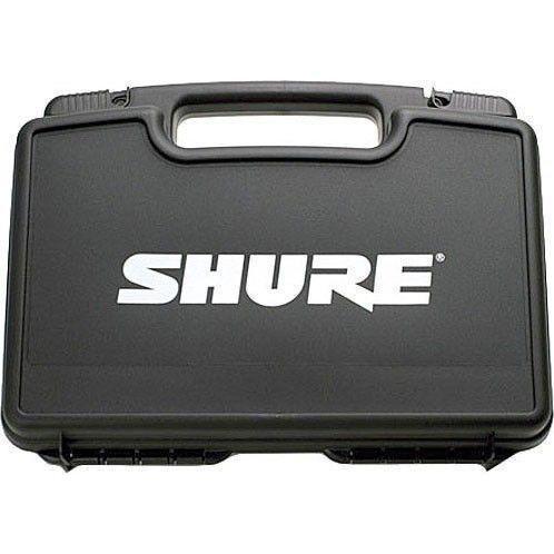 Valiza/case SHURE pentru transport si depozitarea microfoanelor,noua.