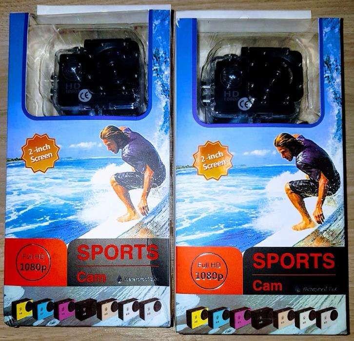 Camera subacvatica (Functie si DVR auto,Biciclisti,Motociclisti) SJ500